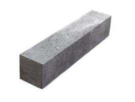 Schellevis Oudhollands Stapelelement 15x15x75 cm grijs