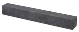 Linia Palissade Excellence 15x15x120 cm nero