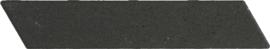 Romano Punto visgraat Nero 8x8x40 cm
