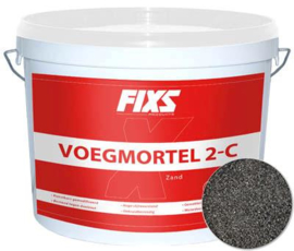 Fixs Voegmortel 2-componenten grijs