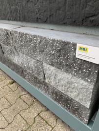 MBI GIGAsplitblok Noors Antraciet 60x12x15cm