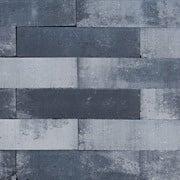 Linia Palissade Excellence 15x15x30 cm grijs zwart