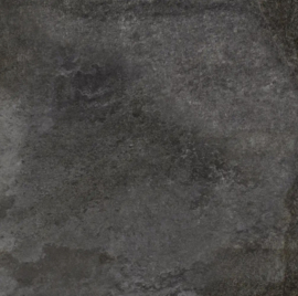 Cerasolid keramische Tegel 60x60x3 Marmerstone Antracite