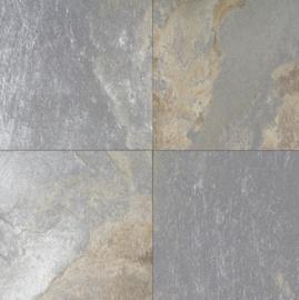 GeoCeramica maxxima 100x100 Multicolor Stone mix Dark