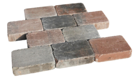 Cobblestones 20x5x8 cm Murcia Waalformaat