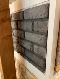 Pareti Naturali Brick London Black