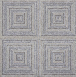 GeoCeramica Design 60x60 Canvas Boucle Mix Colors