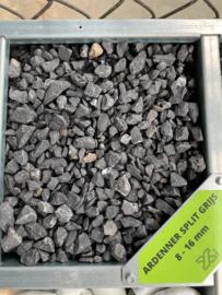 Ardenner split grijs 8-16 mm bigbag 750KG