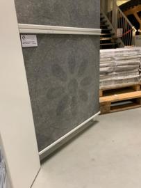 VT Wonen Solostone Decoren Hormigon Citrus Antracite 70x70