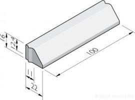 RWS band 11,5/22,5x16x100 cm