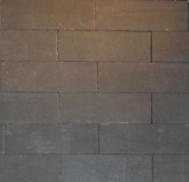 Romano Strak 33x11x8 cm Nero