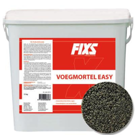 Voegmortel Fixs Easy Tuinvisie 15 KG basalt
