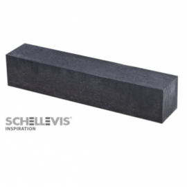 Schellevis Oudhollands Stapelelement 15x15x75 cm antraciet