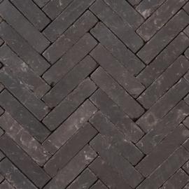 Vida Strengpers Atlas UWF65 Aubergine Zwart Bezand Getrommeld