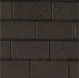 Betonklinker 7 cm zwart