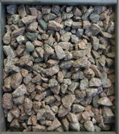 Graniet Split rood 8-16 mm bigbag
