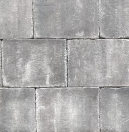 Abbeystones Getrommeld Grigio 30x40x6
