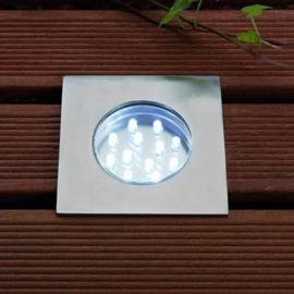 Garden Lights Hybra wit licht