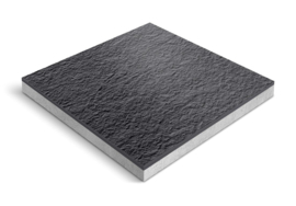 Cera Deco keramiek Carbone LUX 60x60x4