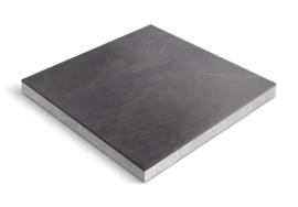 Cera Deco keramiek Nordica Dark LUX 90x90x5