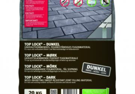 Dansand voegmortel Top lock hard Dark
