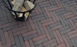 Clayville Oostende bezand getrommeld