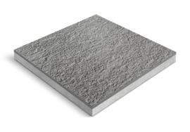 Cera Deco keramiek op beton Argento 60x60