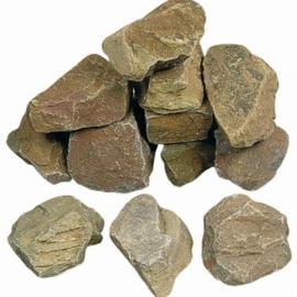 Grauwacke brokken 10 - 30 cm