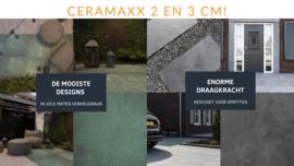 Ceramaxx Puzzolato Smoke 60x60x3