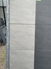 Kera Twice 60x60x5 Moonstone Grey