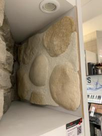 Pareti Naturali Boulders Plata