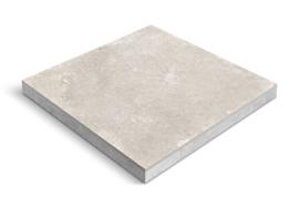 CeraDeco keramiek op beton Castello Beige 60x60