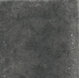 Cerasolid keramische Tegel 60x60x3 Pebbele Antracite