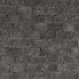 Uiverstones getrommeld zwart Rijnformaat