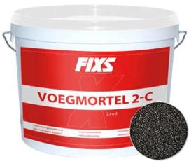 Fixs Voegmortel 2-componenten antraciet
