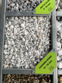 Carrara Rond 12-16 mm bigbag 800KG