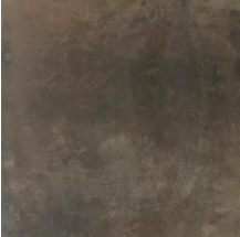 Cerasolid keramische Tegel 60x60x3 Metalico brown