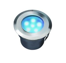Garden Lights Sirius blauw licht