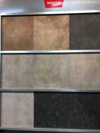 Cerasolid keramische Tegel 60x60x3 Sky