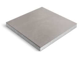 Cera Deco keramiek Nordica Grey LUX 90x90x5