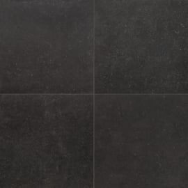GeoCeramica 60x60 Impasto Negro tegel
