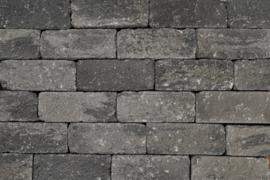 Wallblock tumbled 12x12x30 cm Zeeuws Bont