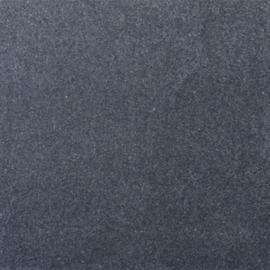 Natuursteen Zwart Basalt Venato 50x50x3