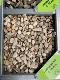 Castle grind 5-15 mm vanaf 10 zakken