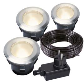 Garden Lights Larch set