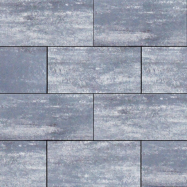 60 plus 40x80x4 naturel grigio
