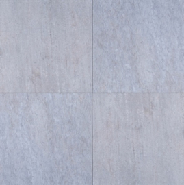GeoCeramica 80x80 Fiordi Grigio tegel