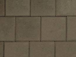 Dubbelklinker 8 cm grijs