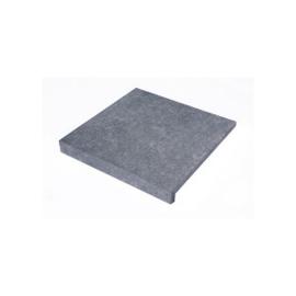 Cera Deco keramiek Randtegel Bluestone Grey 60x60x3 R