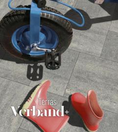 Excluton Terrasverband+ 4 cm Grezzo